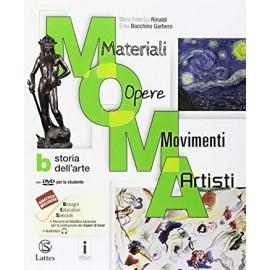 Materiali Opere Movimenti Artisti B
