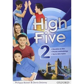 High five 2. Edizione standard