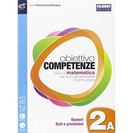 Obiettivo competenze 2A + 2B + quaderno