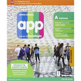 App scenari di tecnologia A+B con imparafacile