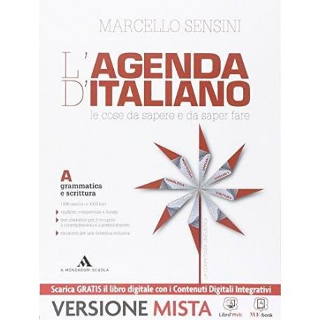 9788824744683 L'agenda d'italiano