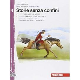 Storie senza confini 1. Con Leggere i classici