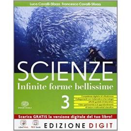 Scienze Infinite forme bellissime 3. Con Evoluzione