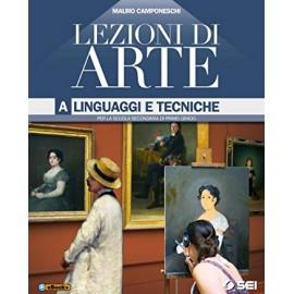 Lezioni di arte. Vol. A+B