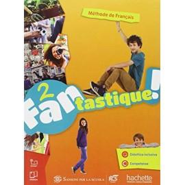 FANTASTIQUE 2 - LIVRE - CAHIER