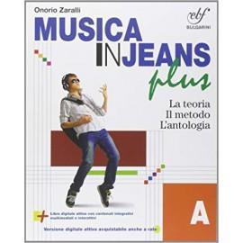 Musica in jeans. Plus. Vol. A+B