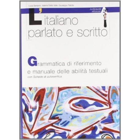 9788879524070 L'italiano parlato e scritto