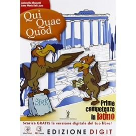 Qui quae quod. Volume unico