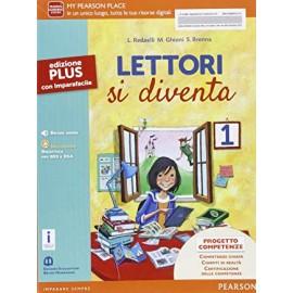 Lettori si diventa 1. Edizione plus