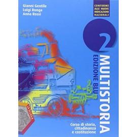 Multistoria 2. Edizione BLU