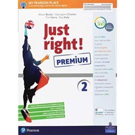 Just right 2 premium