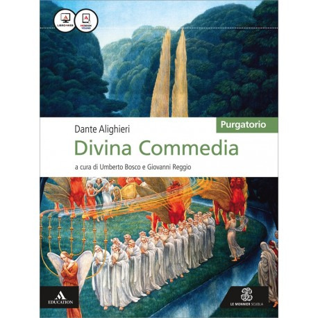 9788800228572 Purgatorio Divina Commedia