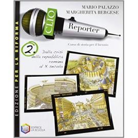 Clio reporter 2 edizione riforma