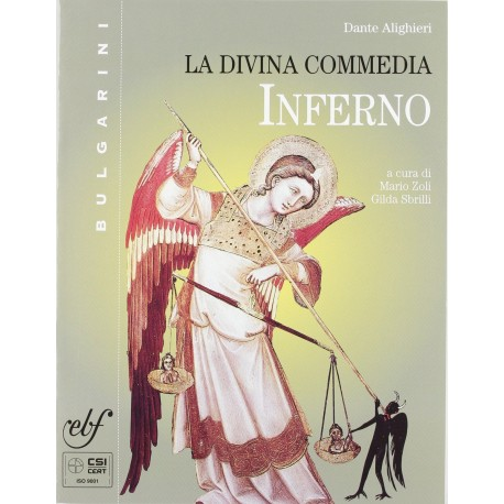 9788823414556 Divina Commedia Inferno