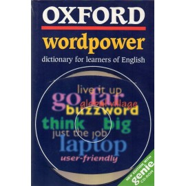 Oxford wordpower dictionary con Genie CD-ROM