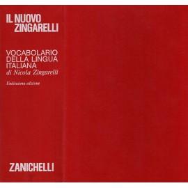 Il Nuovo Zingarelli. Undicesima edizione