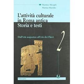 L'attività culturale in Roma antica 2