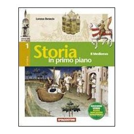 9788841846384 Storia i primo piano 1 ed. verde