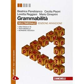Grammabilità multimediale. Edizione arancione