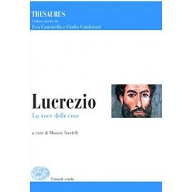 Lucrezio, la voce delle cose