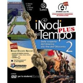 9788869170119 NODI DEL TEMPO PLUS 2