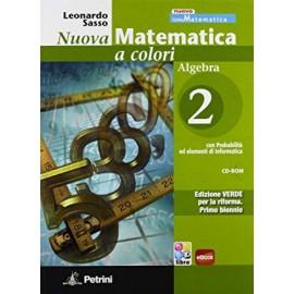Nuova matematica a colori algebra 2. Edizione verde