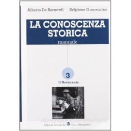 Conoscenza storica 3. Il Manuale
