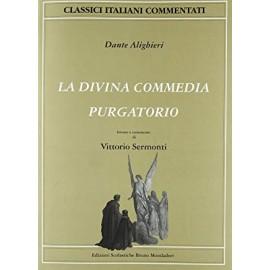 La divina commedia. Purgatorio (Sermonti)