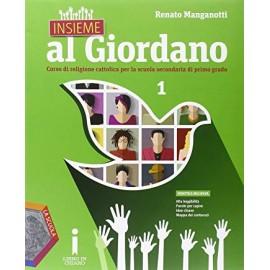 Insieme al Giordano 1 con Palestra e Bibbia in classe