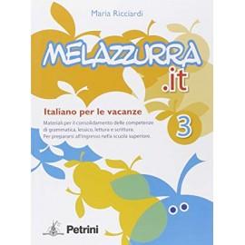 Melazzurra.it 3. Italiano per le vacanze