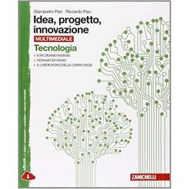 Idea progetto innovazione. Tecnologia + disegno + tavole