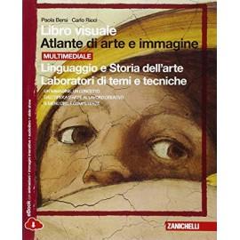 Libro visuale. Atlante di arte e immagine