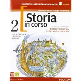 Storia in corso 2 Ed. rossa
