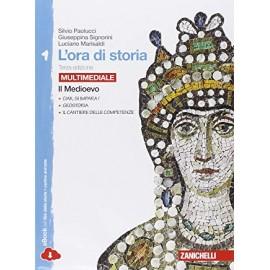 L'ora di storia 1 con storia antica. Terza edizione