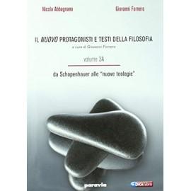 Il nuovo protagonisti e testi della filosofia 3A + 3B
