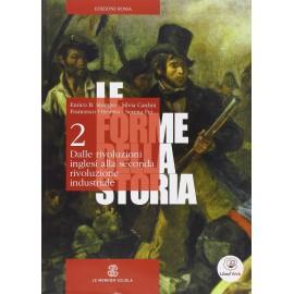 Le forme della storia 2 Ed. rossa