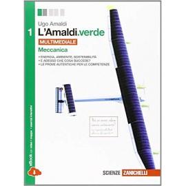 L'Amaldi.verde 1 multimediale. Meccanica