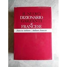 Il Nuovo dizionario Francese Garzanti