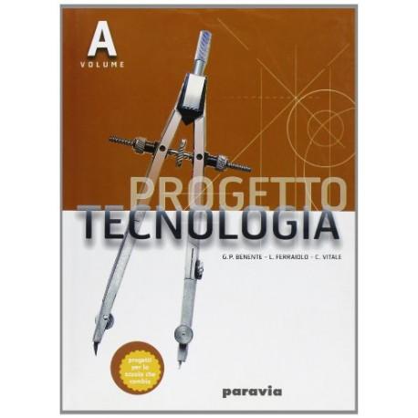 9788839501103 Progetto tecnologia A + quaderno