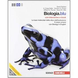 Biologia.blu. Basi molecolari + Corpo umano