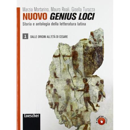 9788820104405  Nuovo genius loci 1