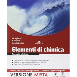 Elementi di chimica. Seconda edizione