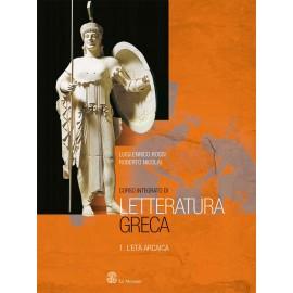 9788800203272 Corso integrato di letteratura greca 1
