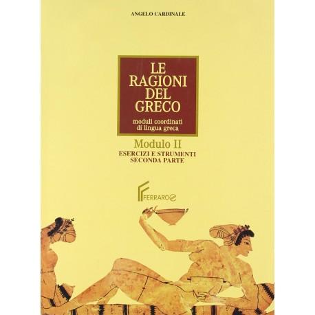 9788872715048 Le ragioni del greco. Moduli 2 e 3