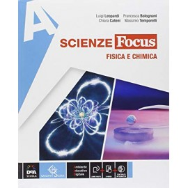 Scienze Focus A+B+C+D