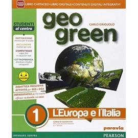 Geo green 1. L'Europa e l'Italia
