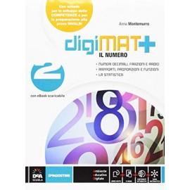 Digimat + 2. Aritmetica, geometria, quaderno competenze. Con ebook scaricabile
