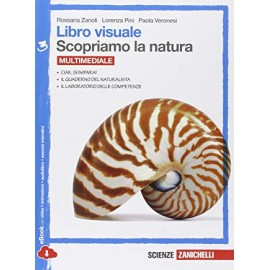 Libro visuale scopriamo la natura 3. Multimediale