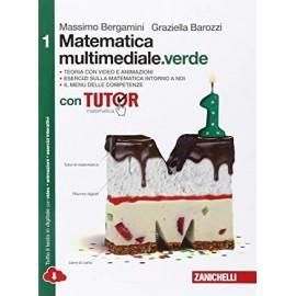 Matematica multimediale.verde 1 con Tutor