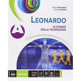 Leonardo A + B + Tavole disegno
